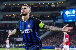 Calciomercato, Sarri spies the derby: Icardi or Cutrone for the post Morata (photo Ansa)