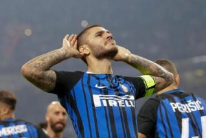 "Mauro Icardi: ""I had offers but I chose to stay, I will renew the agreement"" (photo Ansa)"