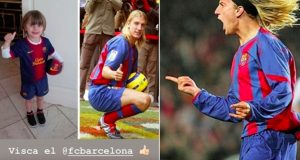 "Icardi defeated, Maxi Lopez enjoys on the social networks: ""Forza Barcellona"""