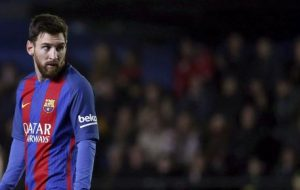 Messi wants to recover from injury to play Inter-Barcelona