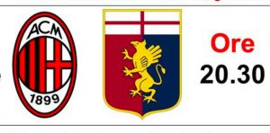 Milan-Genoa streaming and live tv, where and when to see it