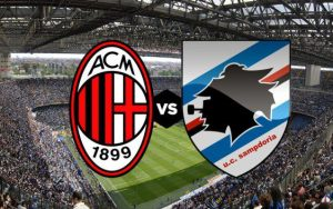 Milan-Sampdoria streaming and live tv, where to see it (Serie A)