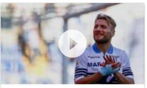 Parma-Lazio 0-2 highlights, Immobile-Correa video gol