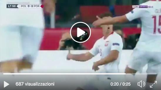 Krzysztof pi tek bum bum video gol in polonia portogallo - Agenzie immobiliari polonia ...