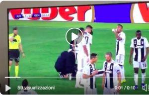 Pjanic VIDEO Juventus injury-Genoa, so scary but nothing serious