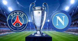 PSG-Napoli-streaming