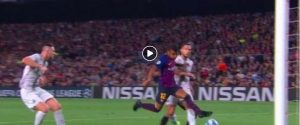 Rafinha VIDEO GOL Barcellona-Inter, il grande ex ha castigato Spalletti