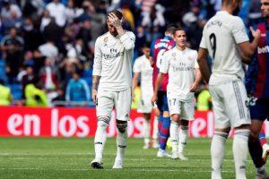 Liga. Real Madrid-Levante 0-1: Lopetegui può saltare anche subito. Poi Conte?