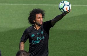 Real Madrid, Marcelo ko: muscular injury of the right femoral biceps. Skip the Rome