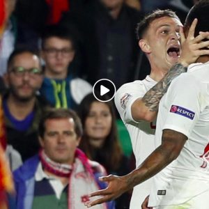 Nations League: Inghilterra umilia Spagna (highlights). Svizzera vola, Dzeko doppietta. Il punto sui gironi