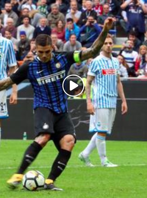 Spal-Inter highlights e pagelle (Ansa)