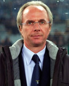 Sven-Göran Eriksson never stops, he is the new coach of the Philippines
