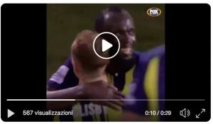 Usain Bolt, first double from professional footballer (VIDEO)