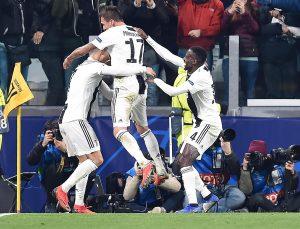 Champions League, italiane agli ottavi: Juve batte Valencia, Roma crolla contro Real e ringrazia il Plzen