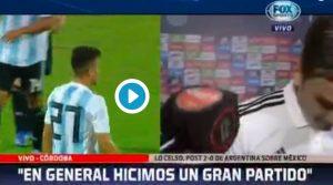 Argentina batte Messico, che assist per Dybala (VIDEO). Icardi non segna ma gioca bene