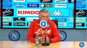 """Ancelotti carica il Napoli: """"Siamo co*lioni che se non passiamo in Champions..."""""""