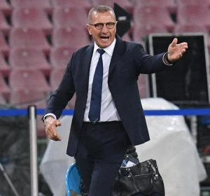 Aurelio Andreazzoli esonerato dall'Empoli: al suo posto Beppe Iachini