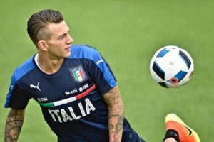 Italy, Federico Bernardeschi gets hurt and leaves the withdrawal (photo Ansa)