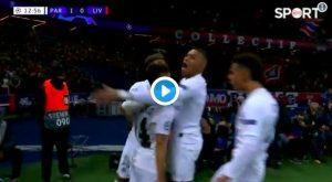 Psg-Liverpool, Bernat sblocca la partita ma che dormita di Alisson VIDEO