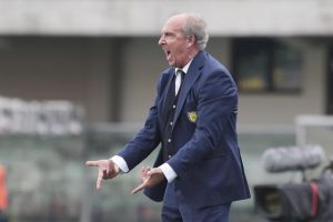 Chievo, a shock start for Ventura: three losses in as many games