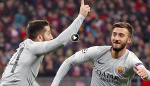 La Roma vince a Mosca e ipoteca la qualificazione in Champions: highlights e pagelle