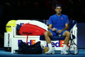 Roger Federer battuto da Alexander Zverev a Londra. Ma il pubblico fischia