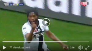 Gervinho fa volare il Parma in zona Europa League, successo prezioso contro il Sassuolo