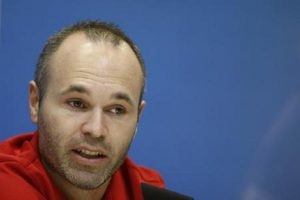"""Andreas Iniesta: """"I suffered from depression, I waited for the night to take the pill and sleep"""" (photo Ansa)"""