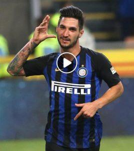 Inter-Genoa 5-0 highlights, Gagliardini e Politano rispondono al Napoli