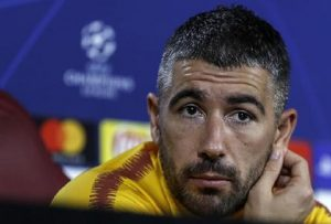 "Rome, Kolarov: ""Fans have the right to get angry but do not understand football"" (photo Ansa)"