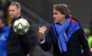 """Mancini: """"Ottima Italia contro Portogallo ma non facciamo gol"""". Florenzi e Chiellini: """"Abbiamo voltato pagina"""""""