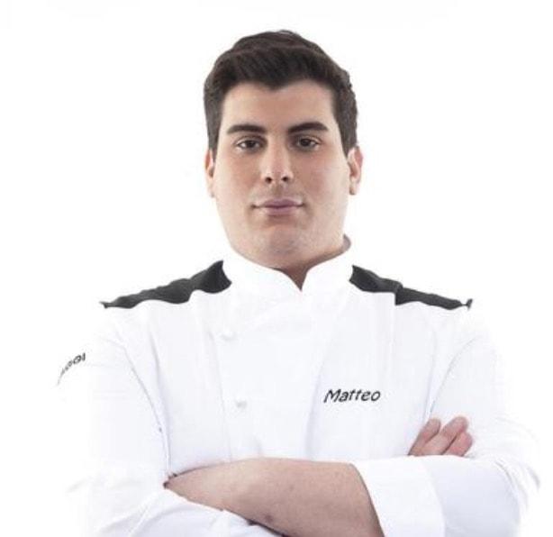 Matteo Kitchens: Matteo Grandi Di Hell's Kitchen Italia Conquista Una