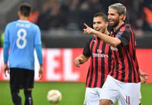 Europa League, Milan rischia figuraccia ma poi schianta Dudelange