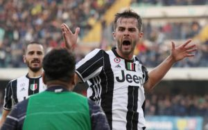 "Miralem Pjanic: ""Juventus To win the Scudetto you have to take less goals"""