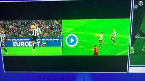 VAR decisivo a Udine, annullato il gol di Pussetto contro la Roma per mano dell'argentino