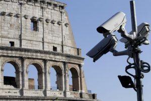 Roma, da febbraio 12 nuovi occhi elettronici rileva-infrazioni. La mappa delle telecamere