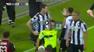 Romagnoli VIDEO gol decisivo in Udinese-Milan al 97', VAR convalida la rete