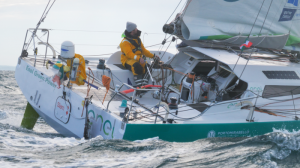 Route du Rhum, the storm is decimating the sailors: winds against 80 km / h and waves 6 meters high