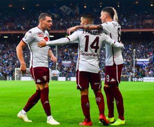 Sampdoria-Turin 1-4, report cards: Belotti better in the field