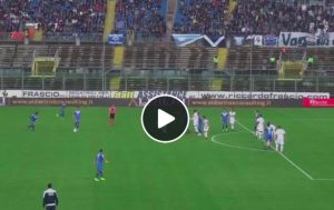 Sandro Tonali show: VIDEO of the neo blue goal in Brescia-Verona 4-2