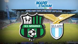 Sassuolo-Lazio streaming and live tv, where and when to see it