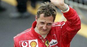 Michael Schumacher, the unpublished video interview