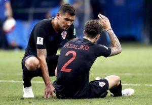 Sime Vrsaljko salta Inter-Frosinone per infortunio, i tempi di recupero