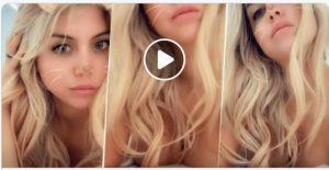 """Wanda Nara (VIDEO e FOTO), storia Instagram """"provocante"""" per i suoi fan"""