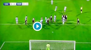 Cagliari-Roma 0-2 highlights, pagelle, VIDEO GOL: Cristante-Kolarov
