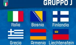 Calendario Euro 2020 Italia.Euro 2020 Il Calendario Dell Italia Nelle Qualificazioni