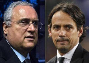 """Inzaghi risponde a Lotito: """"Lazio Ferrari ingolfata? La farò correre io"""""""