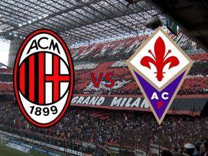 Milan-Fiorentina streaming e diretta tv, dove vederla il 22-12-2018