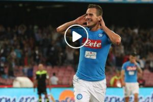 Napoli-Frosinone highlights Cagliari-Roma Lazio-Sampdoria pagelle video gol