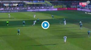 Atalanta-Juventus, VIDEO: subito un autogol clamoroso di Djimsiti
